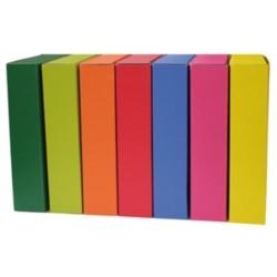 Portaprogetti in presspan 35x25cm d.6cm colore fucsia
