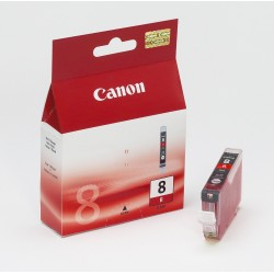 Canon cli8r cartuccia rosso colore rosso
