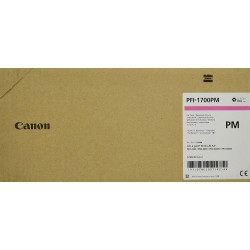 Canon pfi1700pm serbatoio magenta foto colore magenta foto