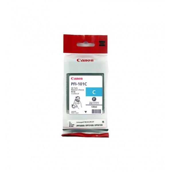 Canon pfi101c serbatoio ciano colore ciano