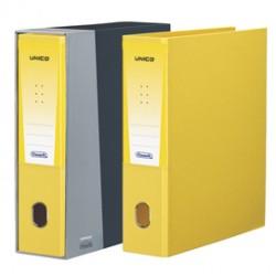 Registratore unico d8 f.to protocollo giallo colore nero/grigia colore giallo