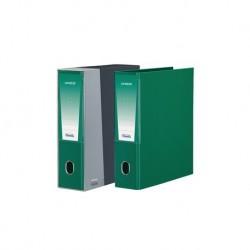 Registratore unico d8 f.to protocollo verde colore nero/grigia colore verde