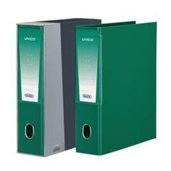 Registratore unico d8 f.to protocollo verde metallizzato colore nero/grigia colore verde metallizzato