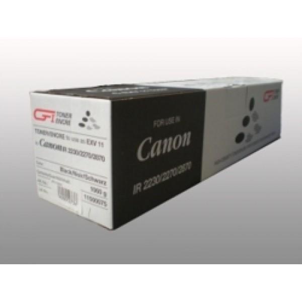 Compatibile per canon toner cexv11 colore nero colore mono