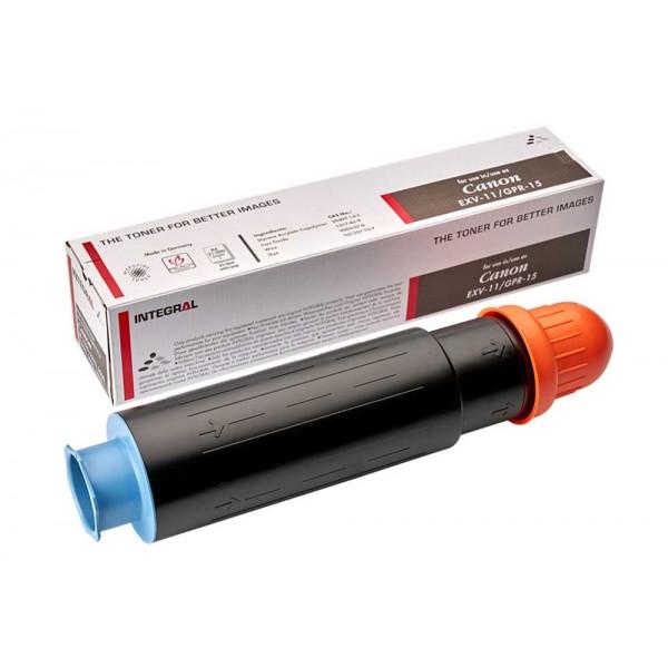 Compatibile per canon toner cexv11 colore nero