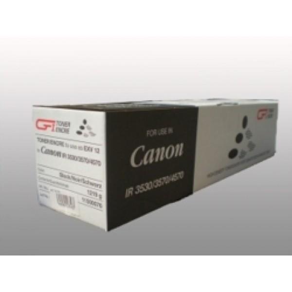 Compatibile per canon toner cexv12 colore nero