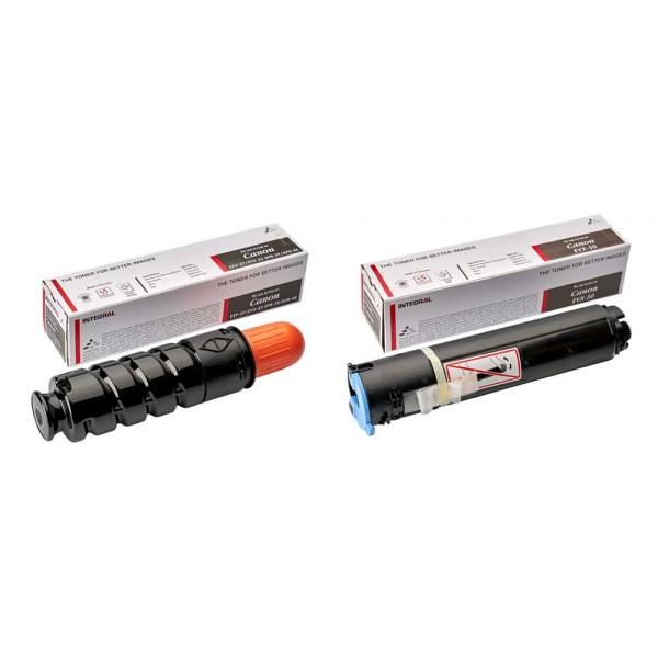 Compatibile per canon flacone toner cexv18 colore nero