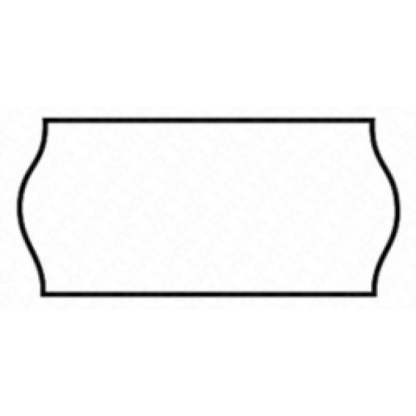 Etichette onda per prezzatrice smart 6 colore bianco
