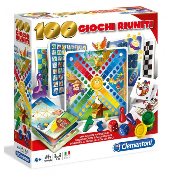 100 giochi riuniti