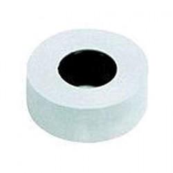 Rotolo 1000 etichette 22x12  colore bianco