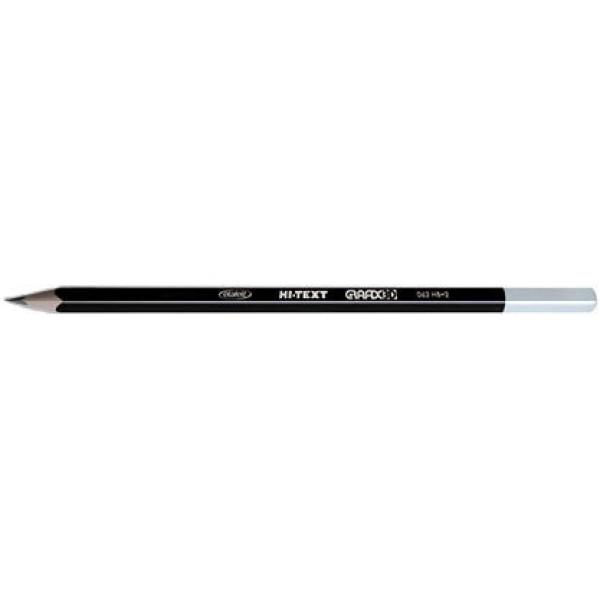 Hi text 062 - matita colore nero