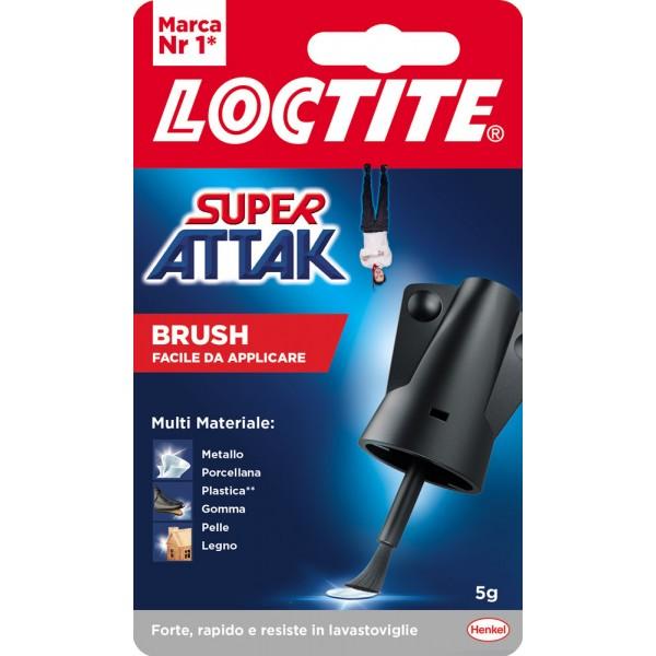 Super attak easy brush