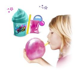 So slime bubble