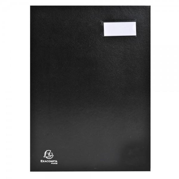 Cartella firma colore nero