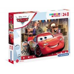 Cars - puzzle 24pz maxi