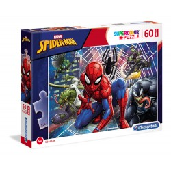 Spiderman - puzzle 60pz maxi