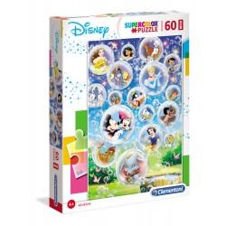 Disney classic - puzzle 60pz maxi