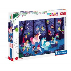 Fairy woods - puzzle 60pz maxi