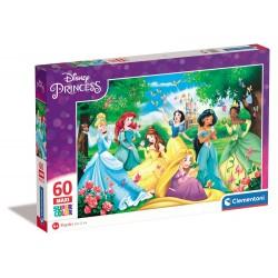Principesse - puzzle 60pz maxi