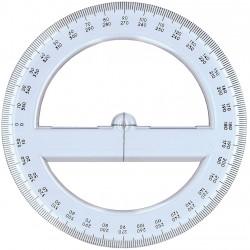 Goniometro 360° uni 15cm