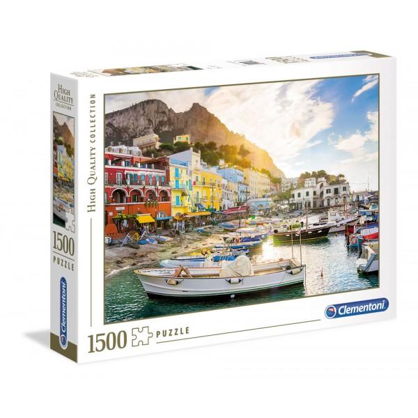 Capri - puzzle 1500pz