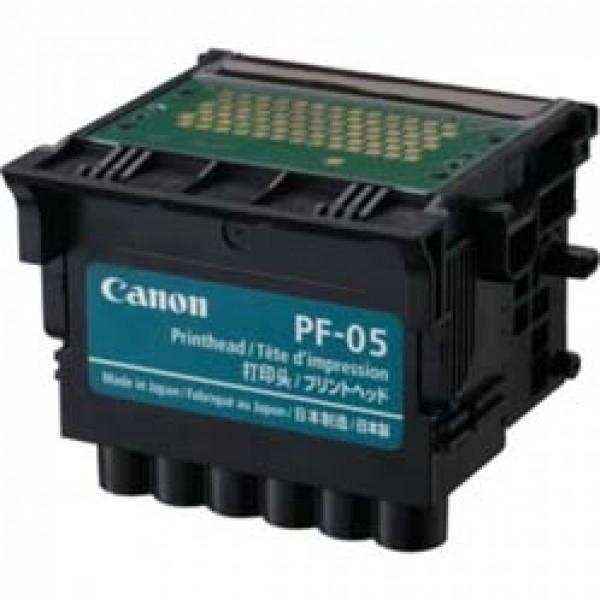 Canon pf05 testina di stampa colore nero, colore