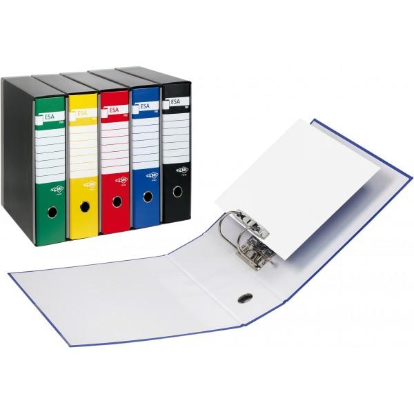 Esa - registratore commerciale colore nero colore blu