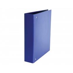 Raccoglitore daily a 4 anelli fto 22x30 colore blu