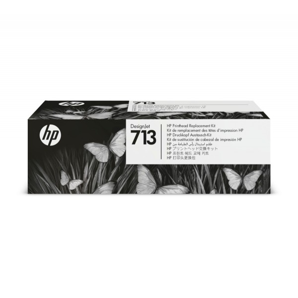 Hp 713 kit sostituzione testina