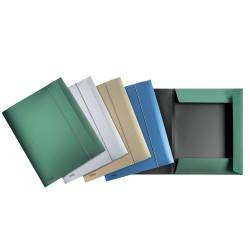 Cartelline in cartoncino a 3 lembi