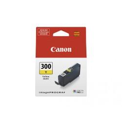 Canon pfi300y cartuccia giallo colore giallo