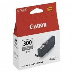 Canon pfi300gy cartuccia grigio colore grigio