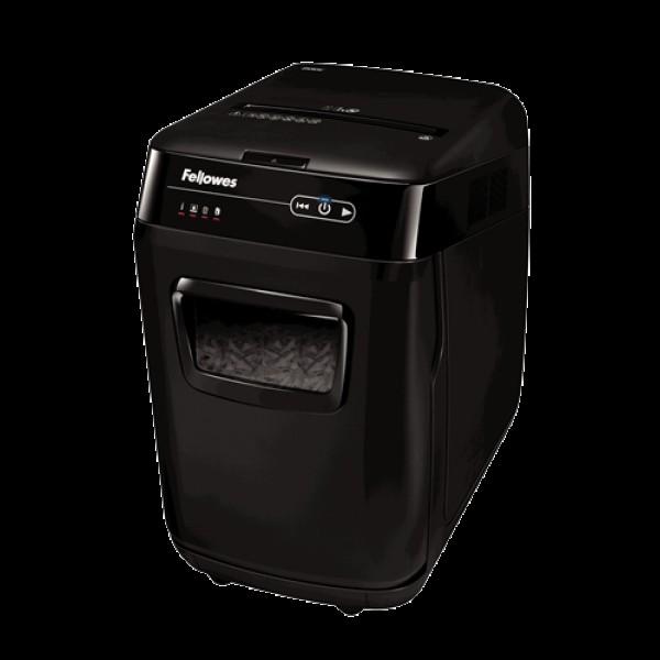 Automax 200c - distruggidocumenti automatico taglio a frammenti colore nero