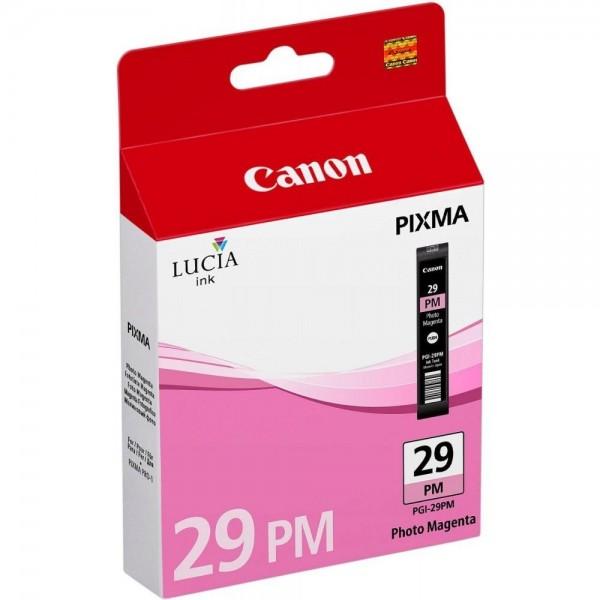 Canon pgi29pm cartuccia magenta foto colore magenta foto