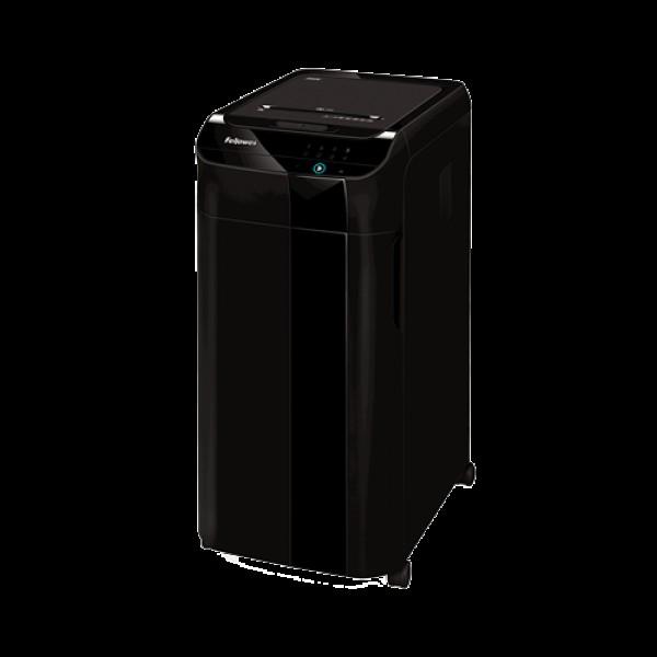 Automax 350c - distruggidocumenti automatico taglio a frammenti colore nero