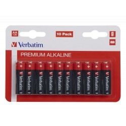 Batterie alcaline stilo premium aa 1.5v