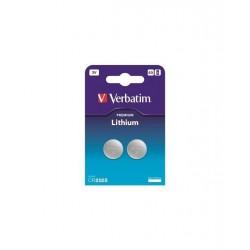 Verbatim premium - cr2025 batteria al litio 3v