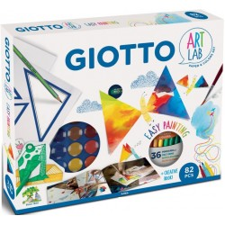 Giotto - set super creativo easy painting colore assortiti grammatura 200gr