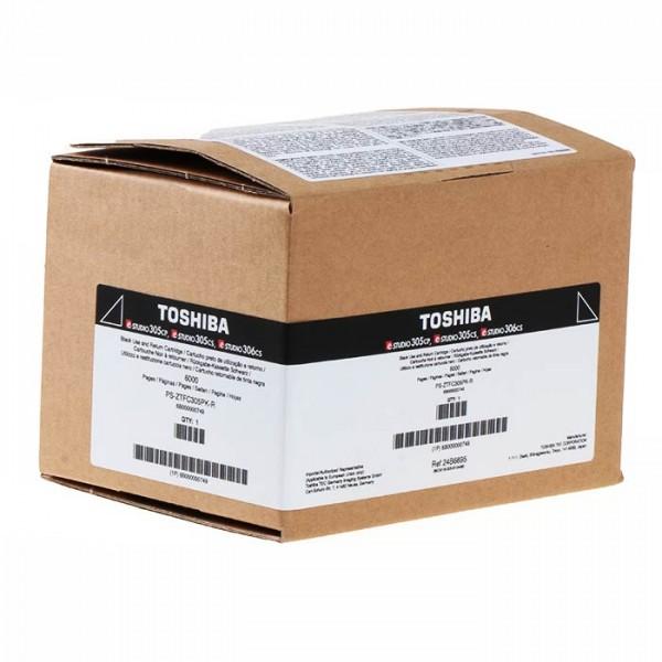 Toshiba 6b000000749 toner nero colore nero