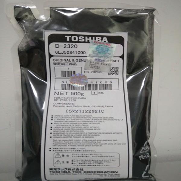 Toshiba d2320 developer nero colore nero