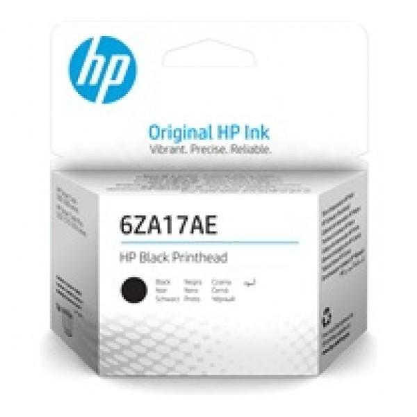 Hp 6za17ae testina di stampa nero colore nero