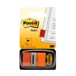 Segnapagina index 680 4  colore arancio