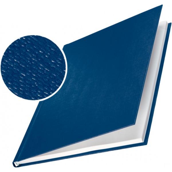 Copertina rigida per 105 fogli a4, dorso 10.5mm colore blu