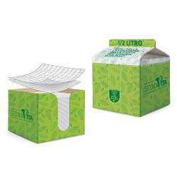 Impatto zero - mezzo litro di carta