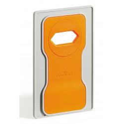 Supporto per smartphone colore arancio