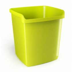 Cestino gettacarte mydesk colore verde