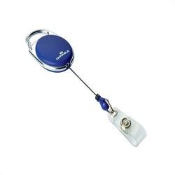 Chioccola yo-yo  colore blu
