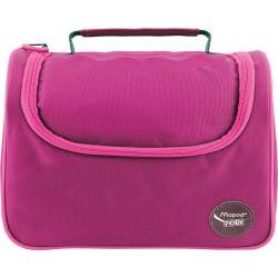 Porta vivande lunch bag origins colore rosa