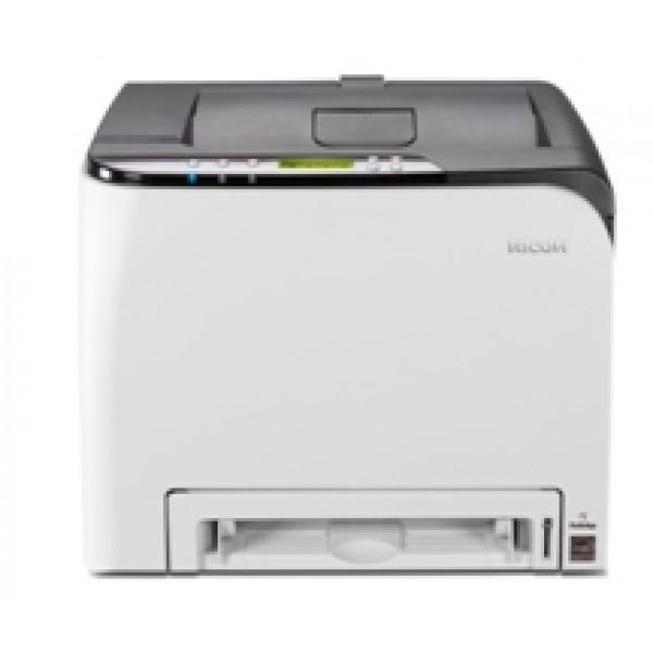 Ricoh spc250dn stampante laser a4 colore colore colore