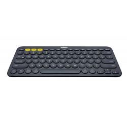 Logitech k380 tastiera bluetooth colore nero